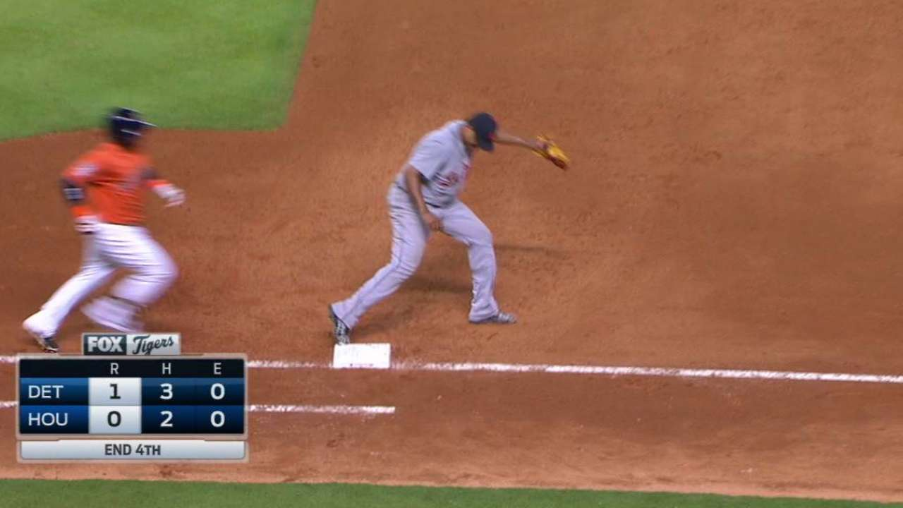 A good time for Miggy, but timing needs work