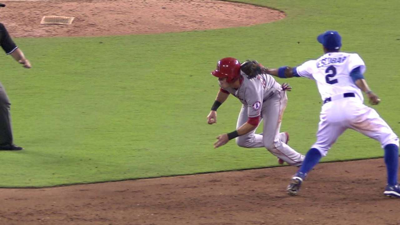 Madson throws out Featherson