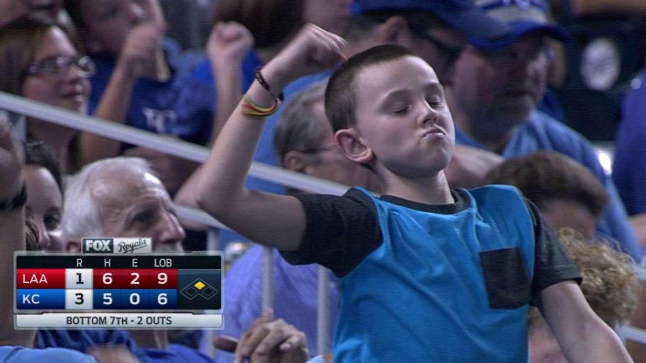 Yost thrilled to see Royals reach 2 million fans