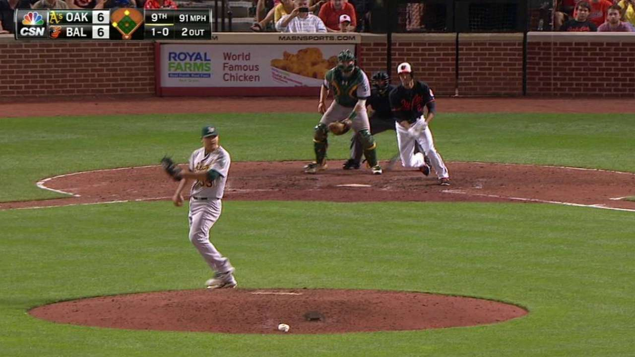 Rodriguez forces extra innings