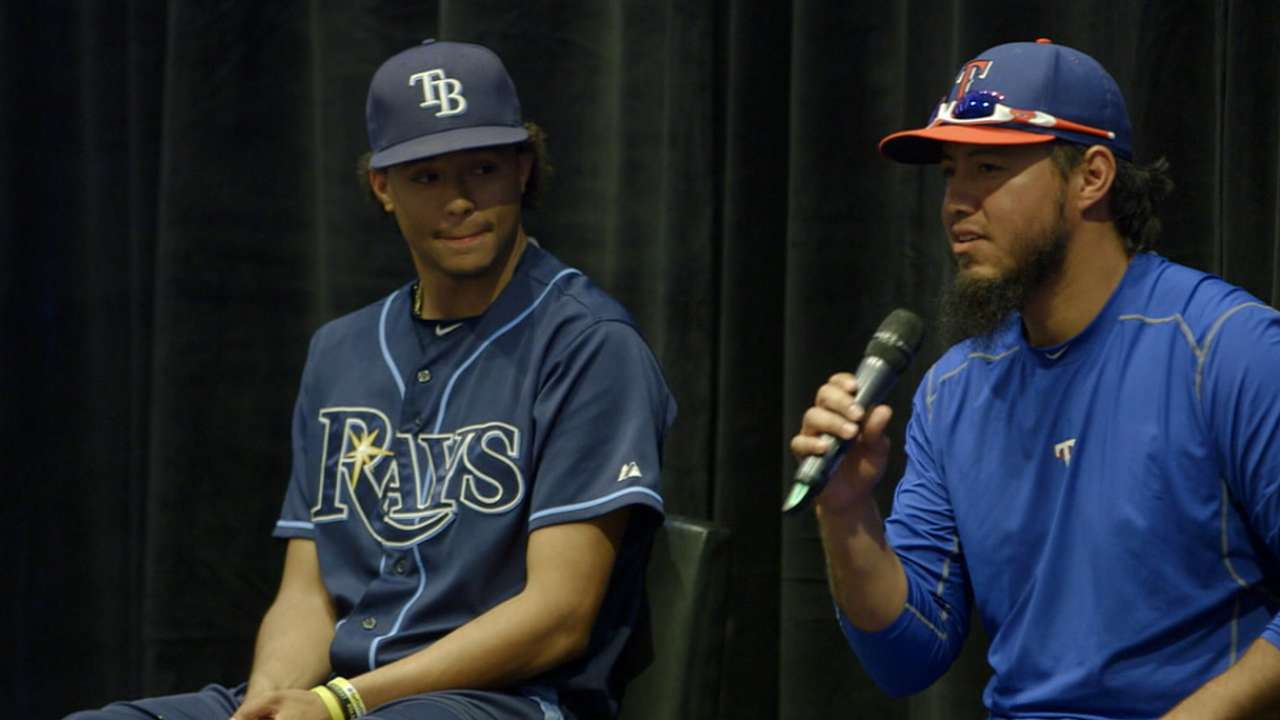 Archer, Gallardo at RBI program