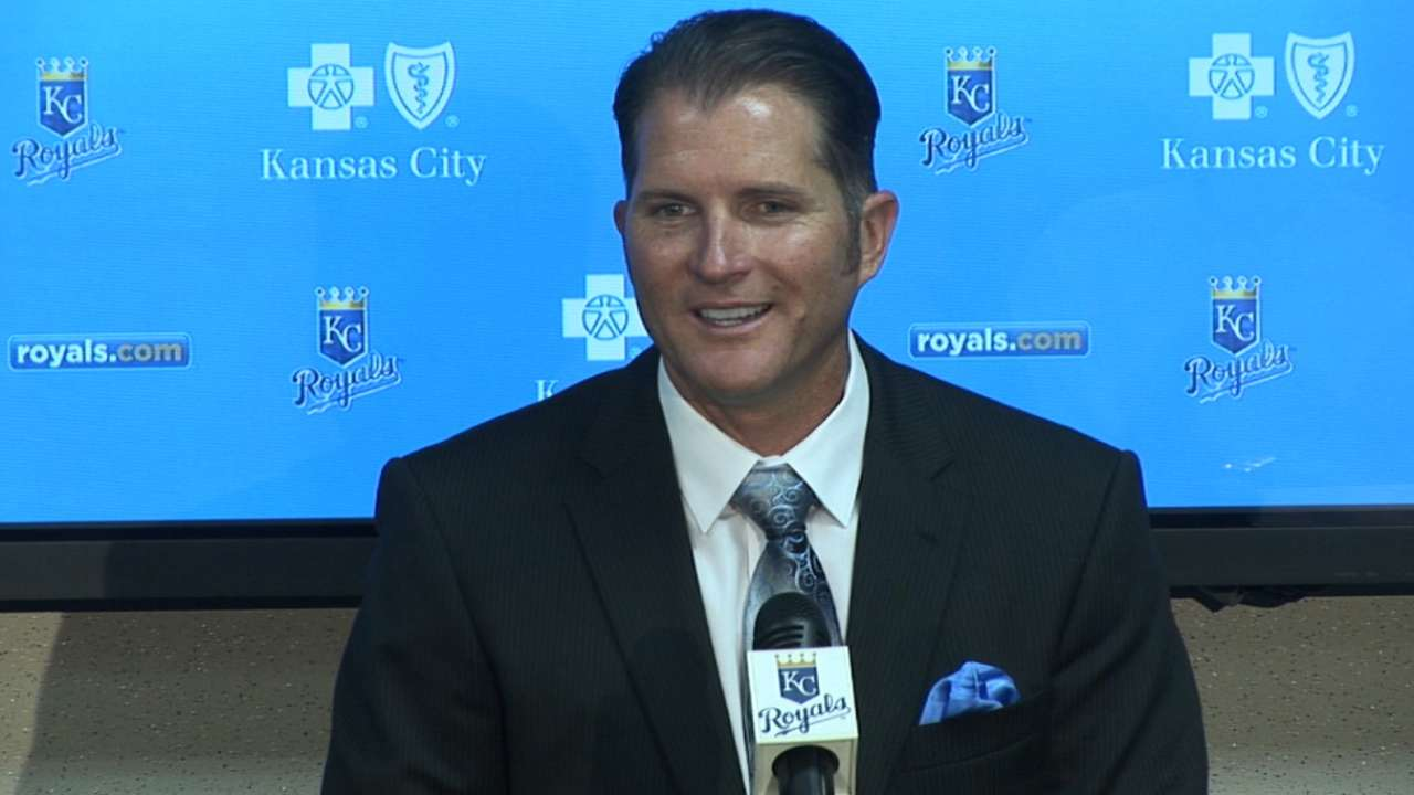 Sweeney on Royals HOF induction