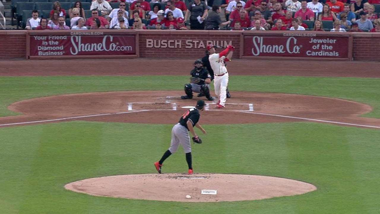 Grichuk launches his 15th homer