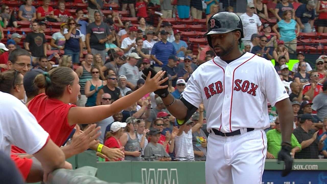 Bradley Jr. tallies seven RBIs