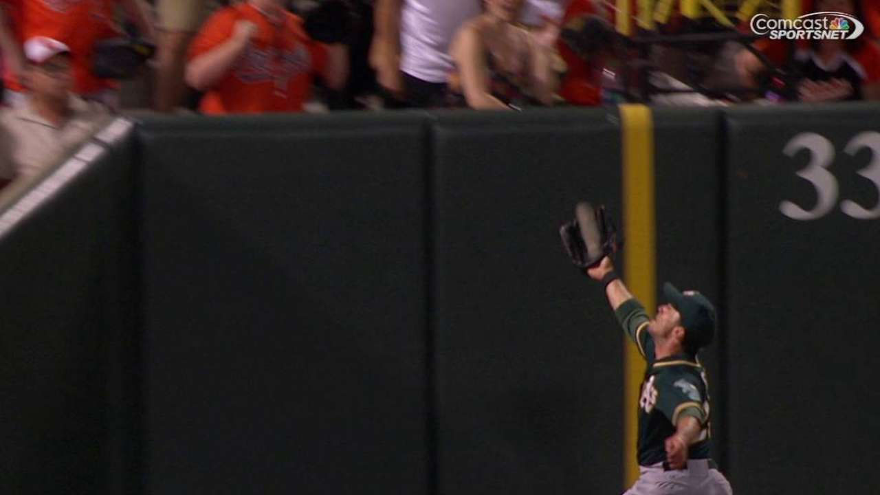 Fuld's terrific catch