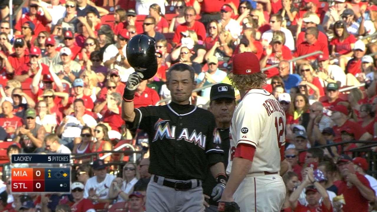 Must C: Ichiro passes Cobb
