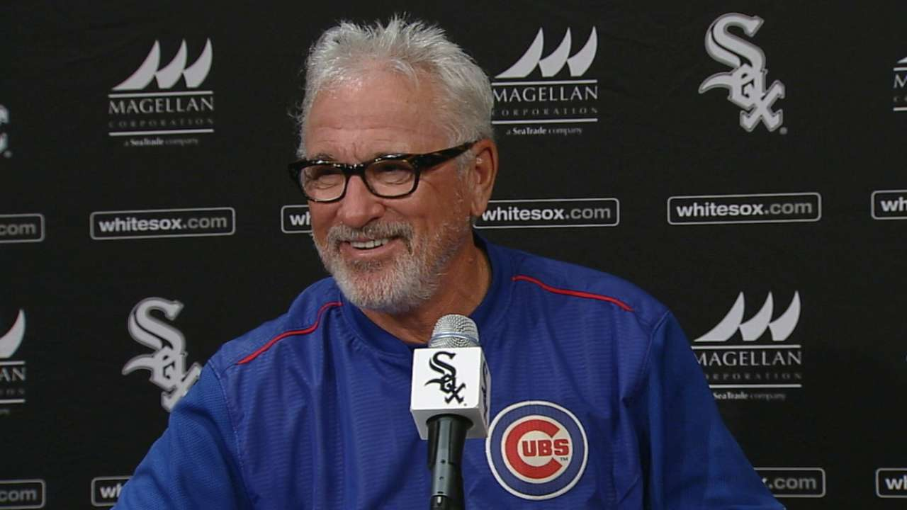 Maddon on Cubs' 6-3 win