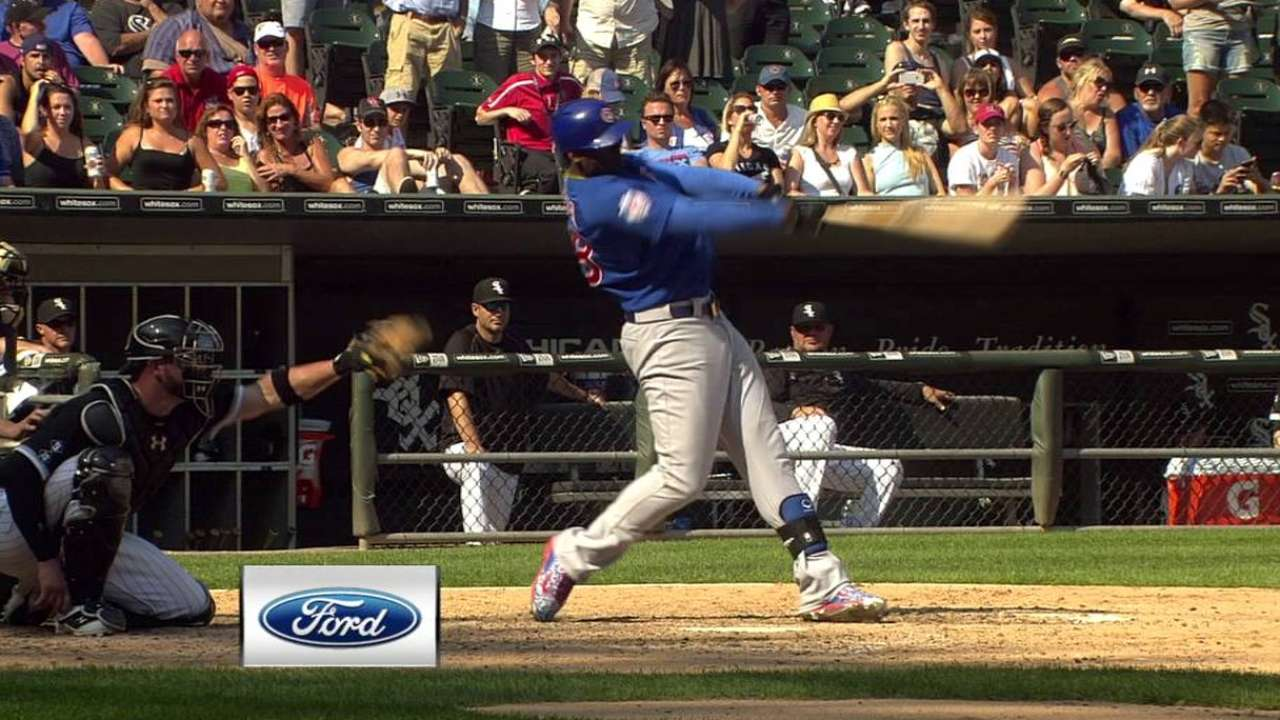 Cubs display fight, hustle in streak-buster