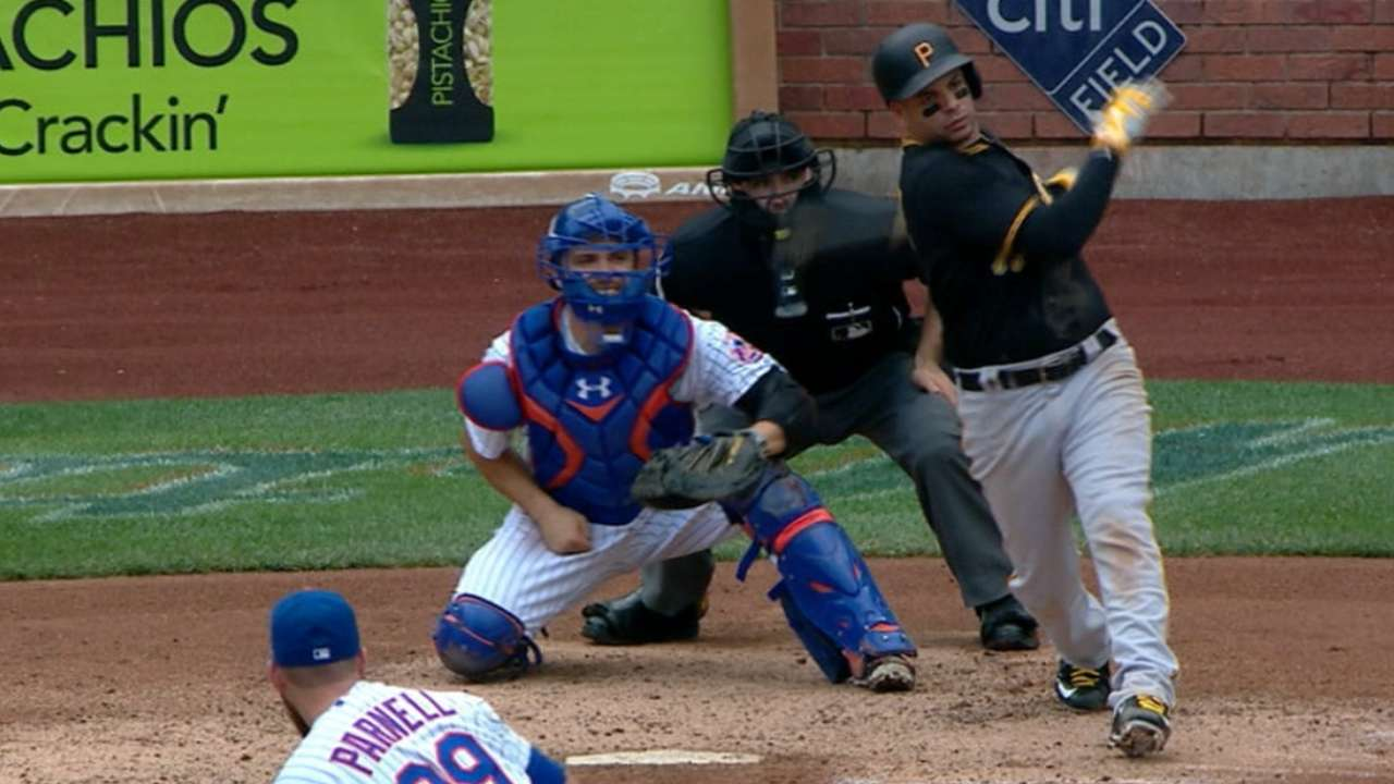 Pirates show NL Central's mettle on road trip