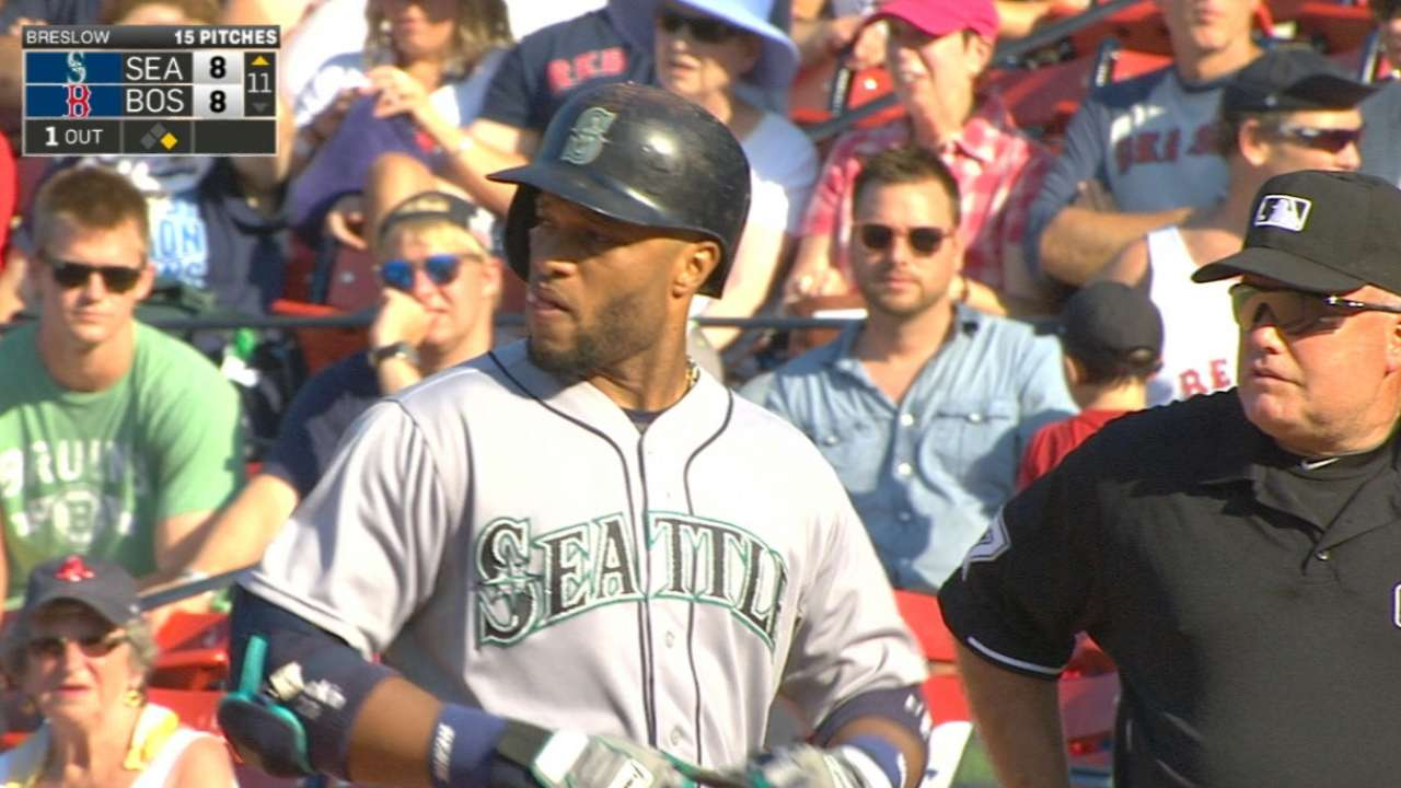 Cano's monster game
