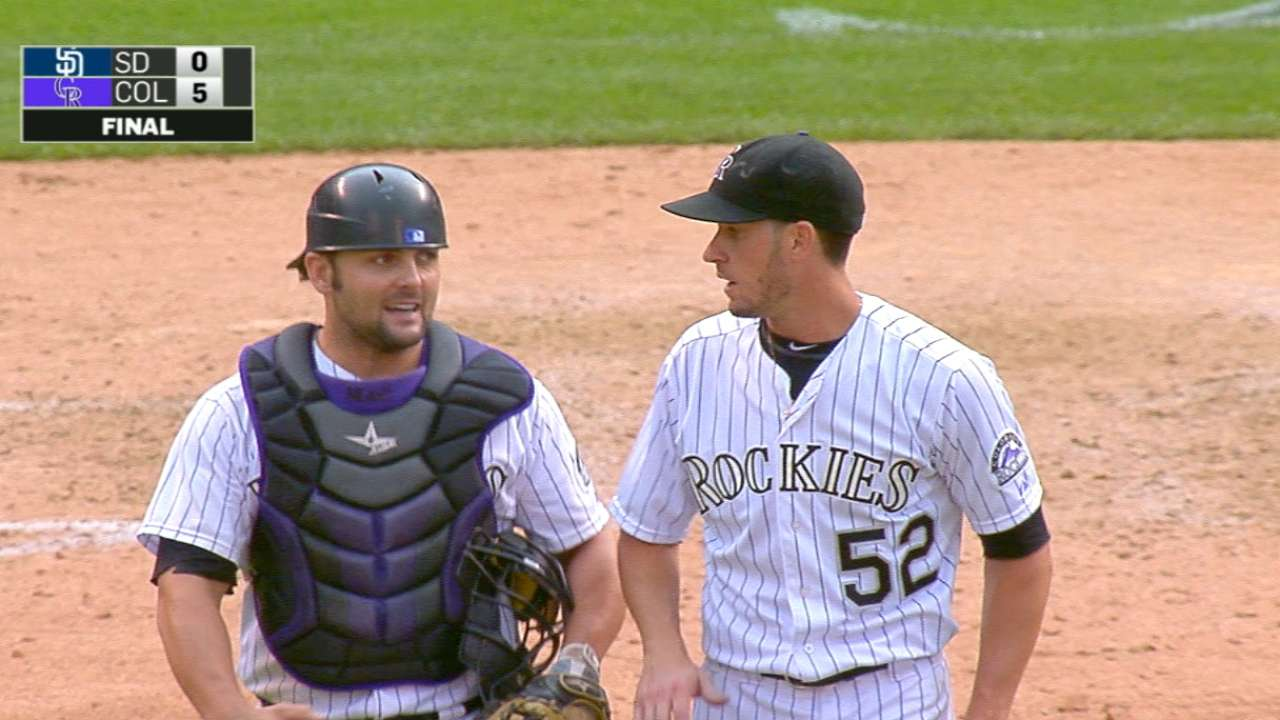 Rusin aims for consistency, stamina at Spring Training
