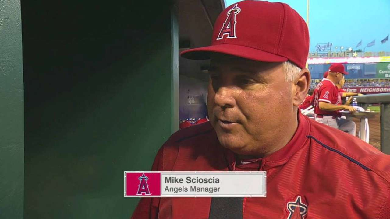 Angels keeping heads high after tough loss