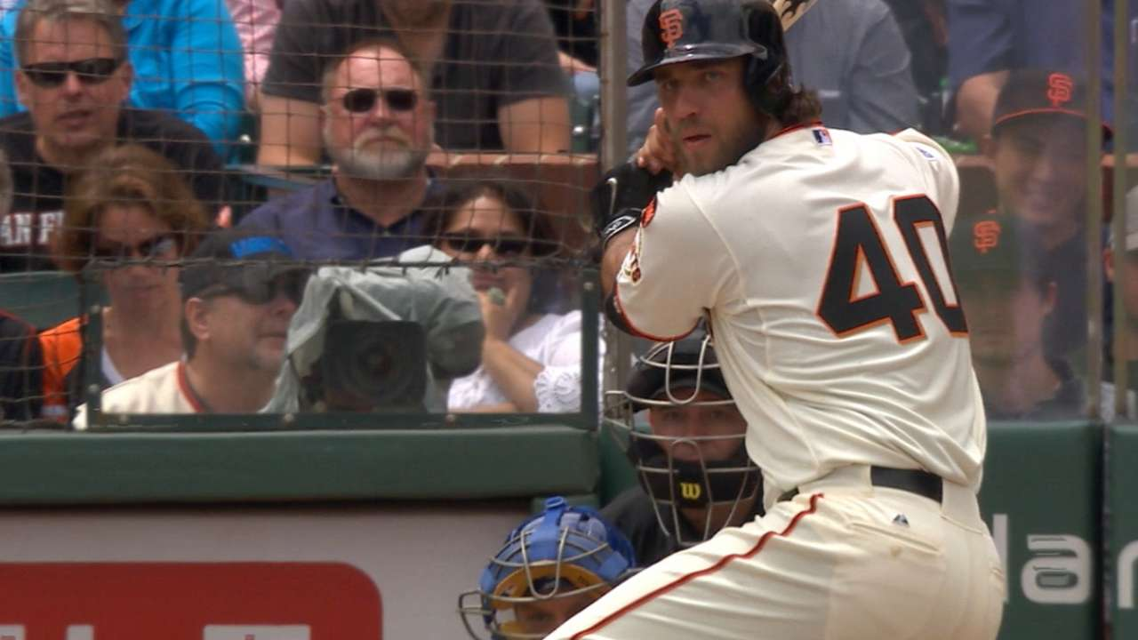 Marichal at AT&T to welcome MadBum to club