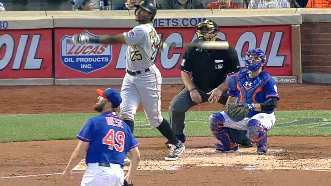 MLB Central: Pirates