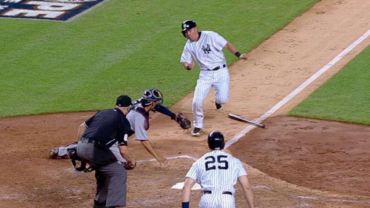 Rosario's great throw