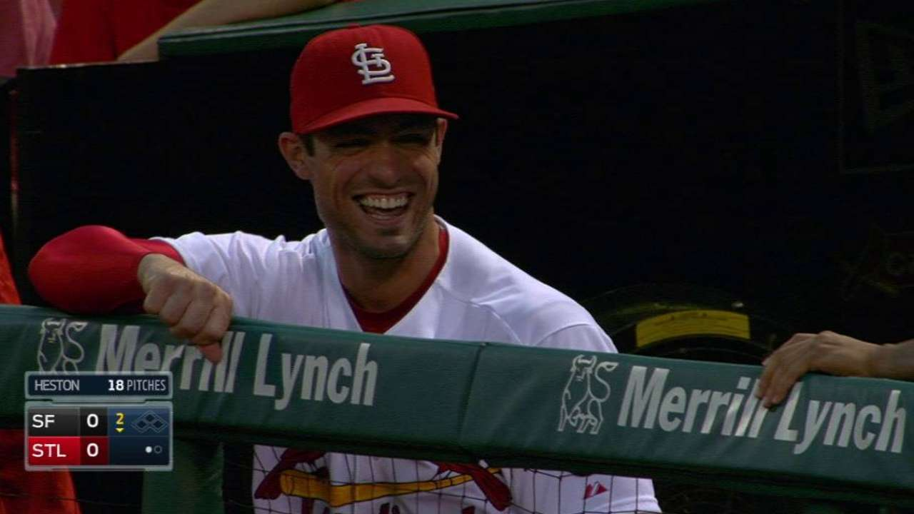 Cardinals' injury update