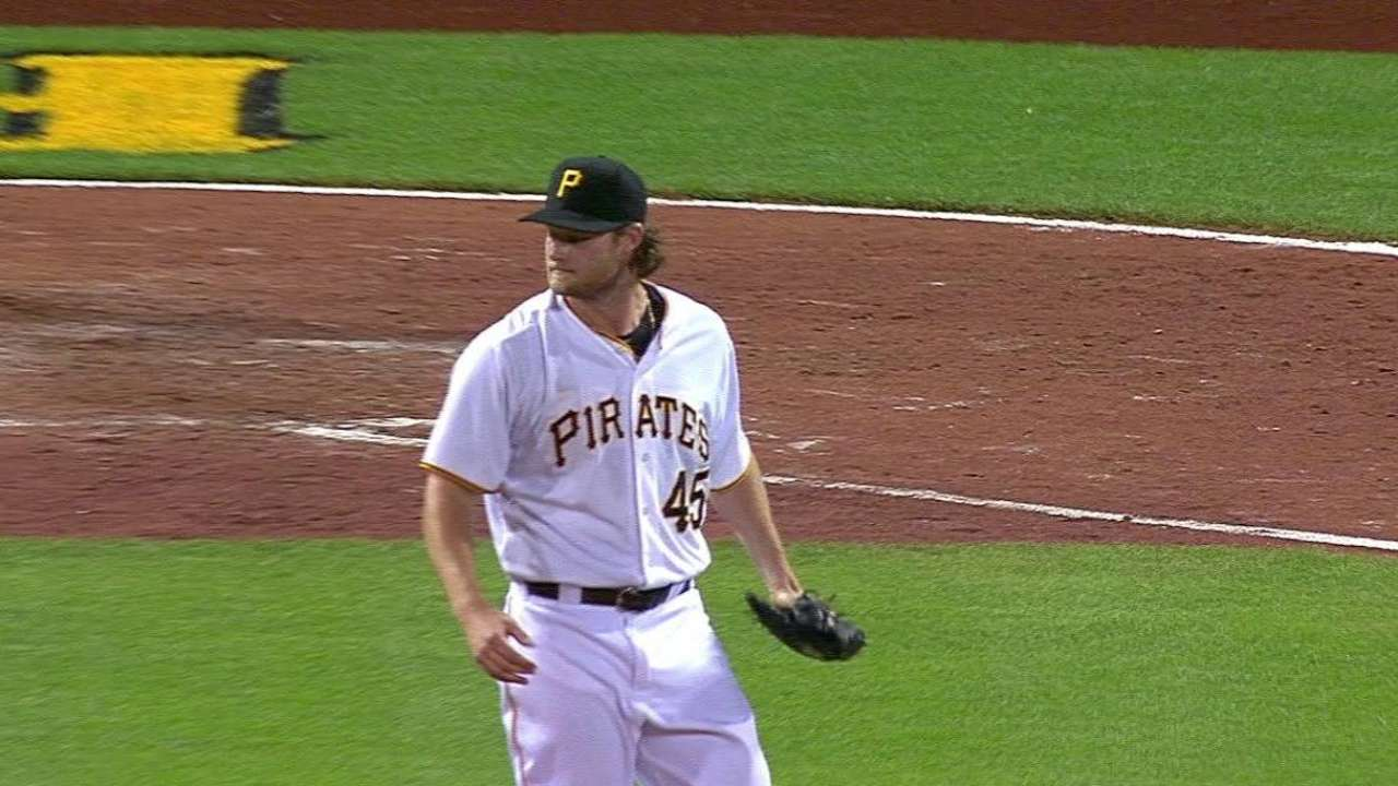 Cole rebounds to give Bucs lengthy start