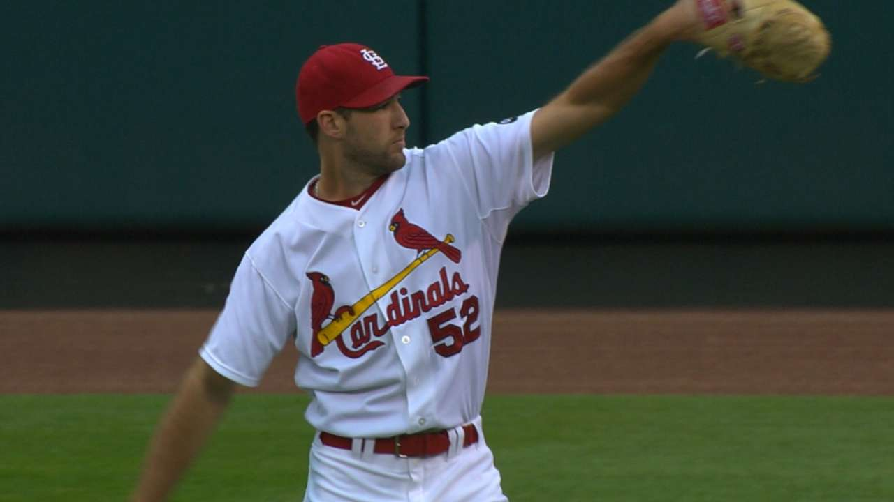 Wacha's outstanding outing