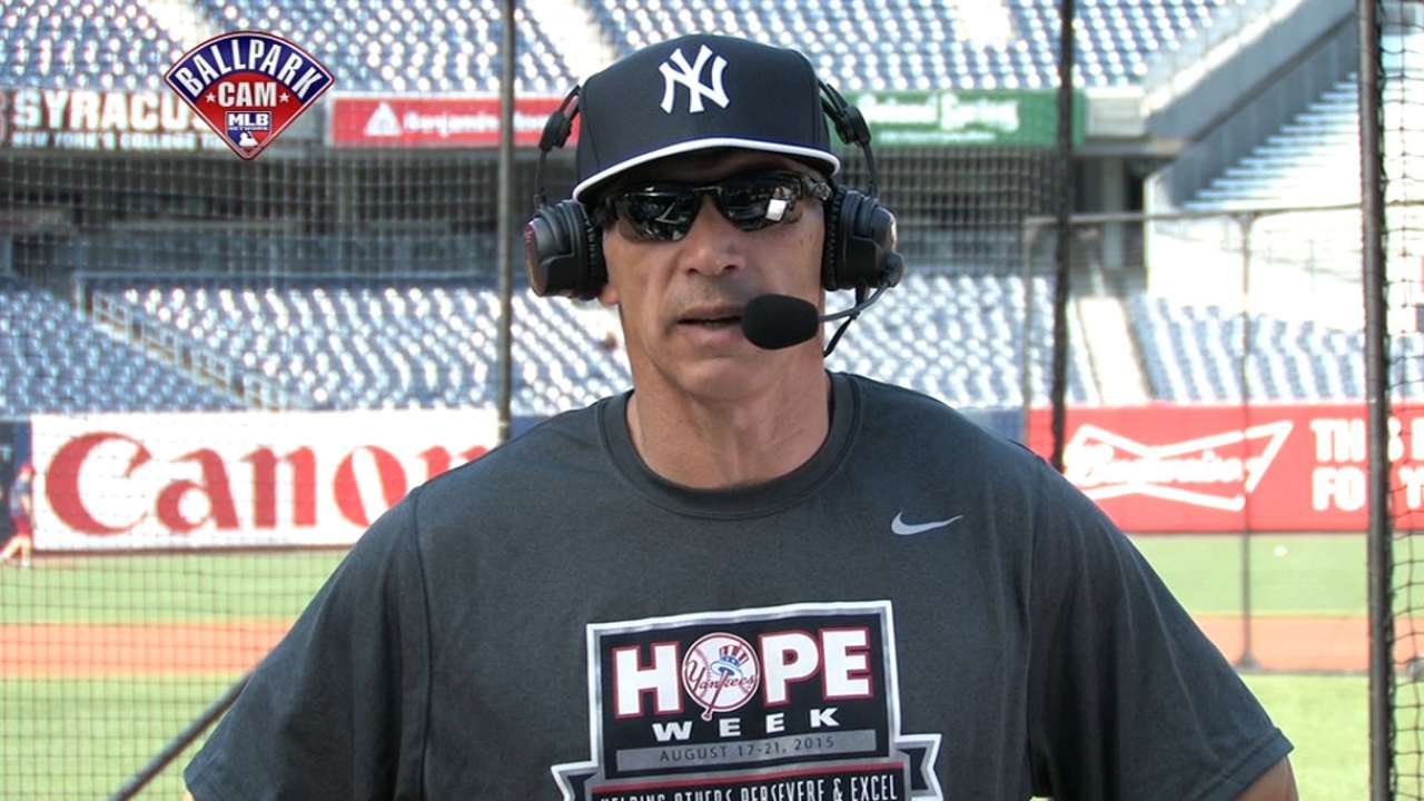 Joe Girardi on MLB Now