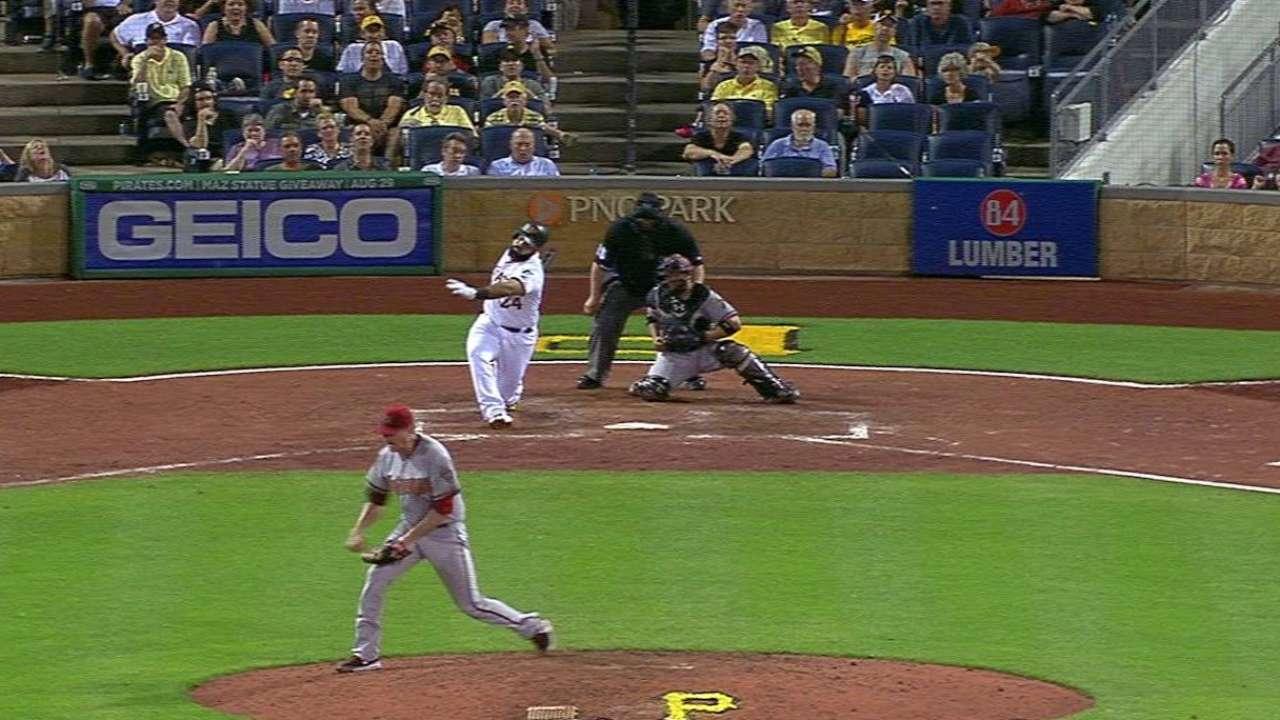 Hudson strikes out Alvarez