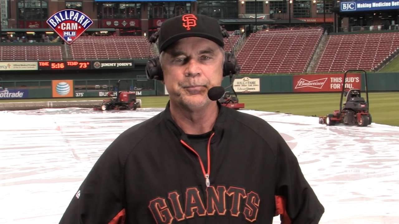 MLB Tonight: Bruce Bochy