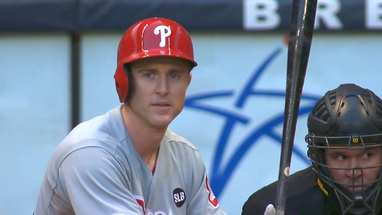 Trade discussions cool down for Utley