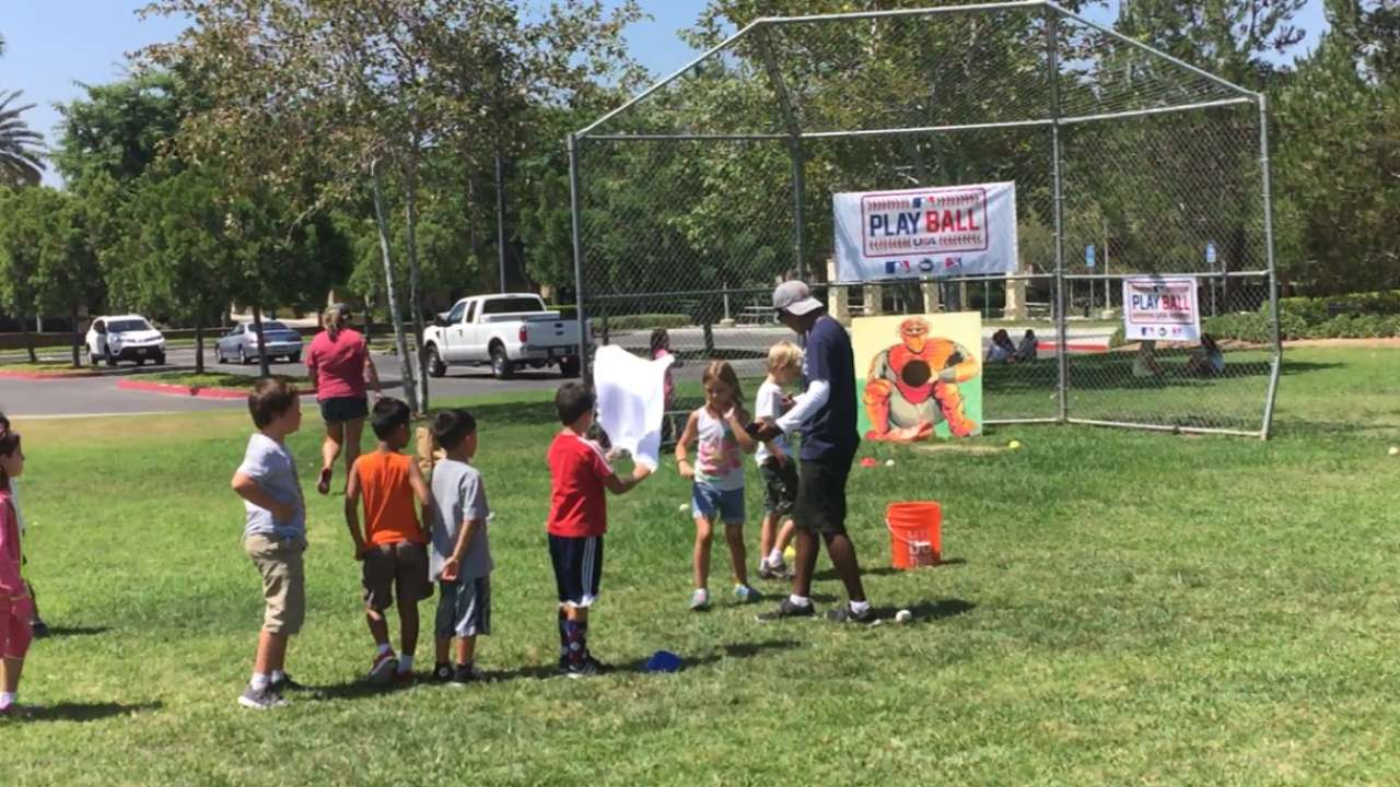 Play Ball initiative proves to be roaring success in Irvine