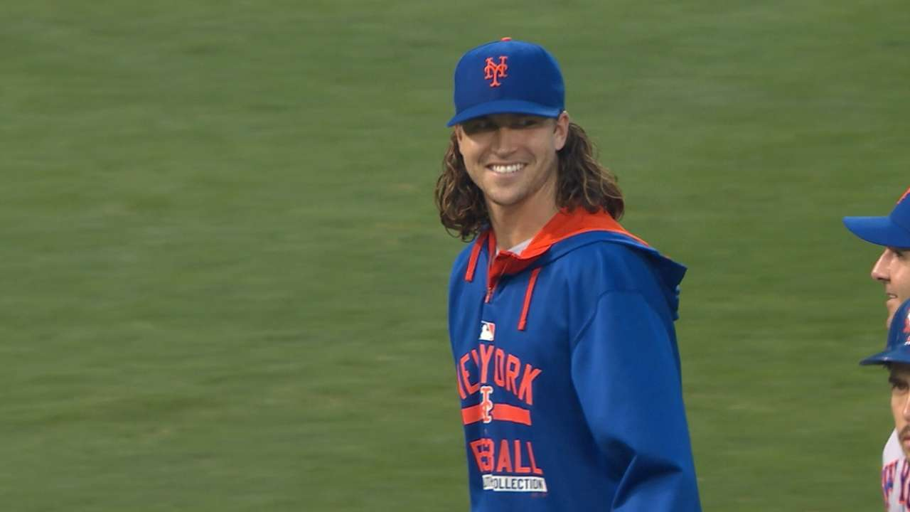 deGrom holds Orioles to one run