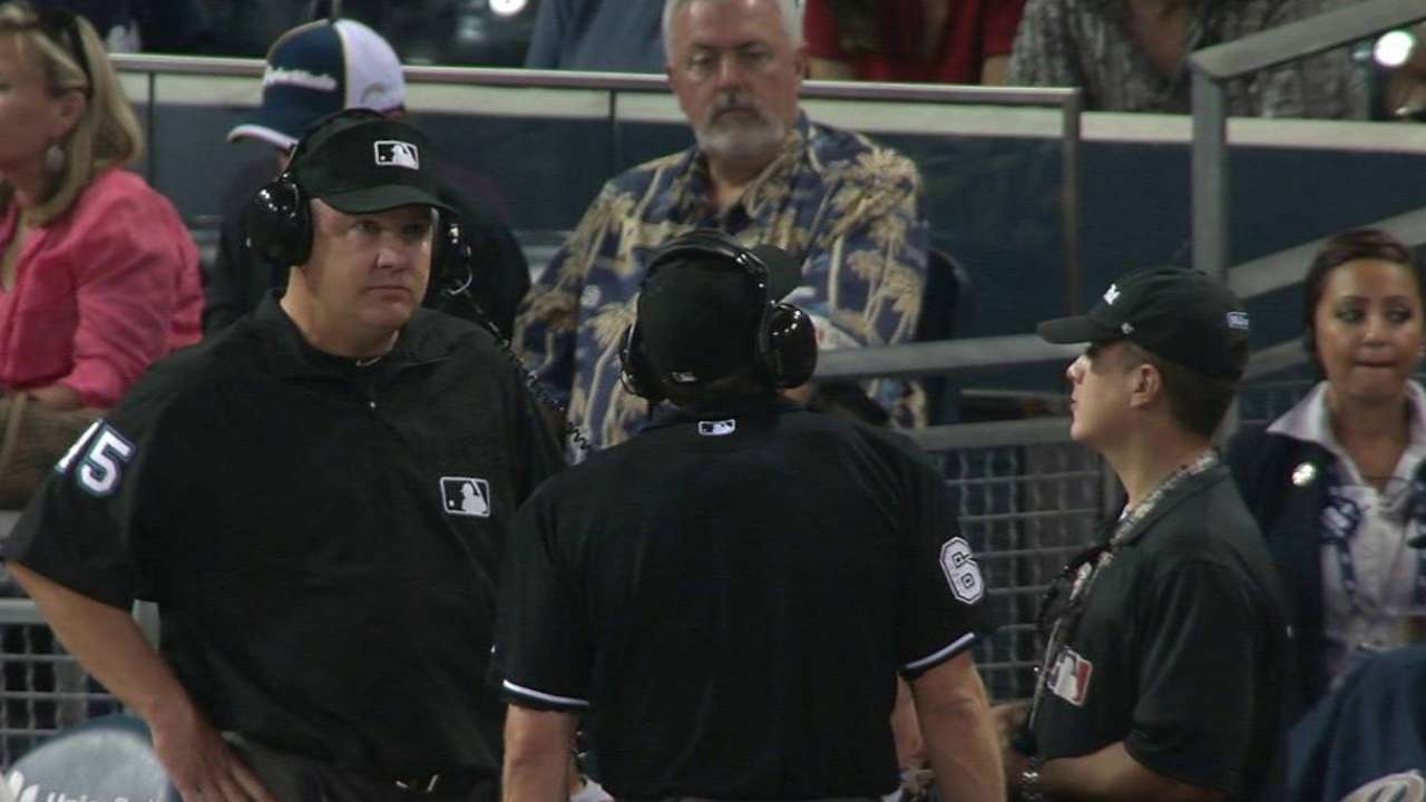 Umpires review count in 2nd