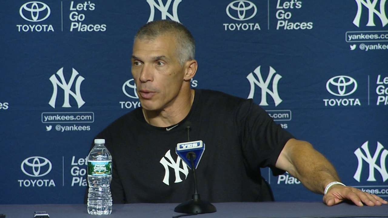 Girardi on A-Rod's slam, win