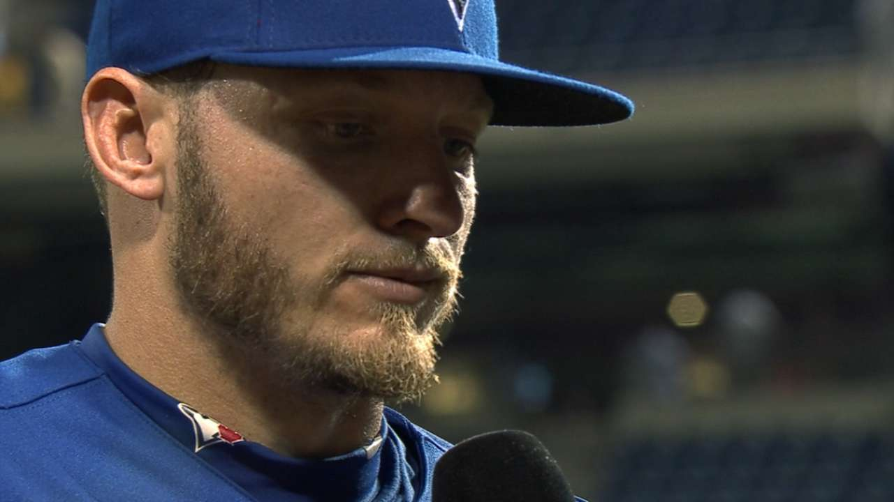 Donaldson on his great game