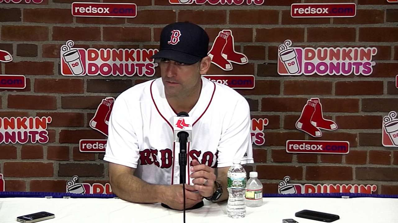 Lovullo on Dombrowski's hiring
