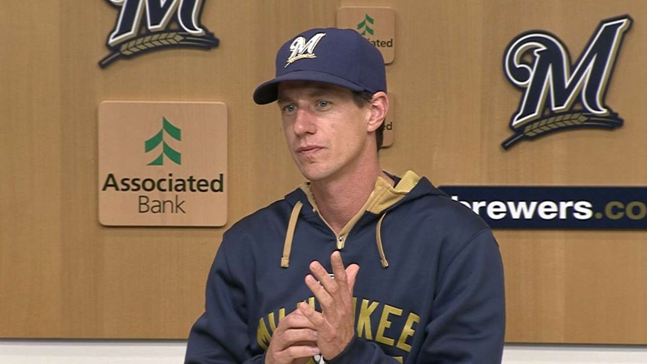 Counsell on win over Marlins