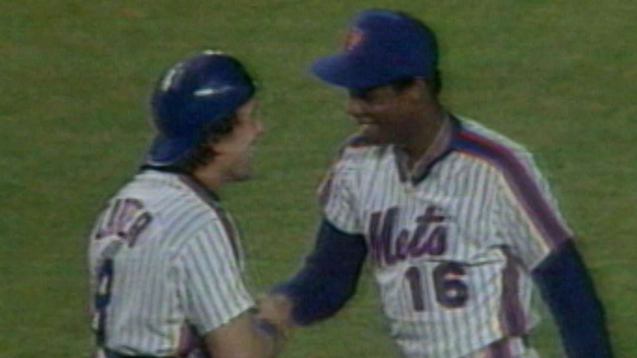 Gooden makes history in 1985