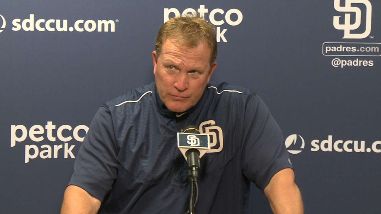 Murphy on Padres' 3-2 win