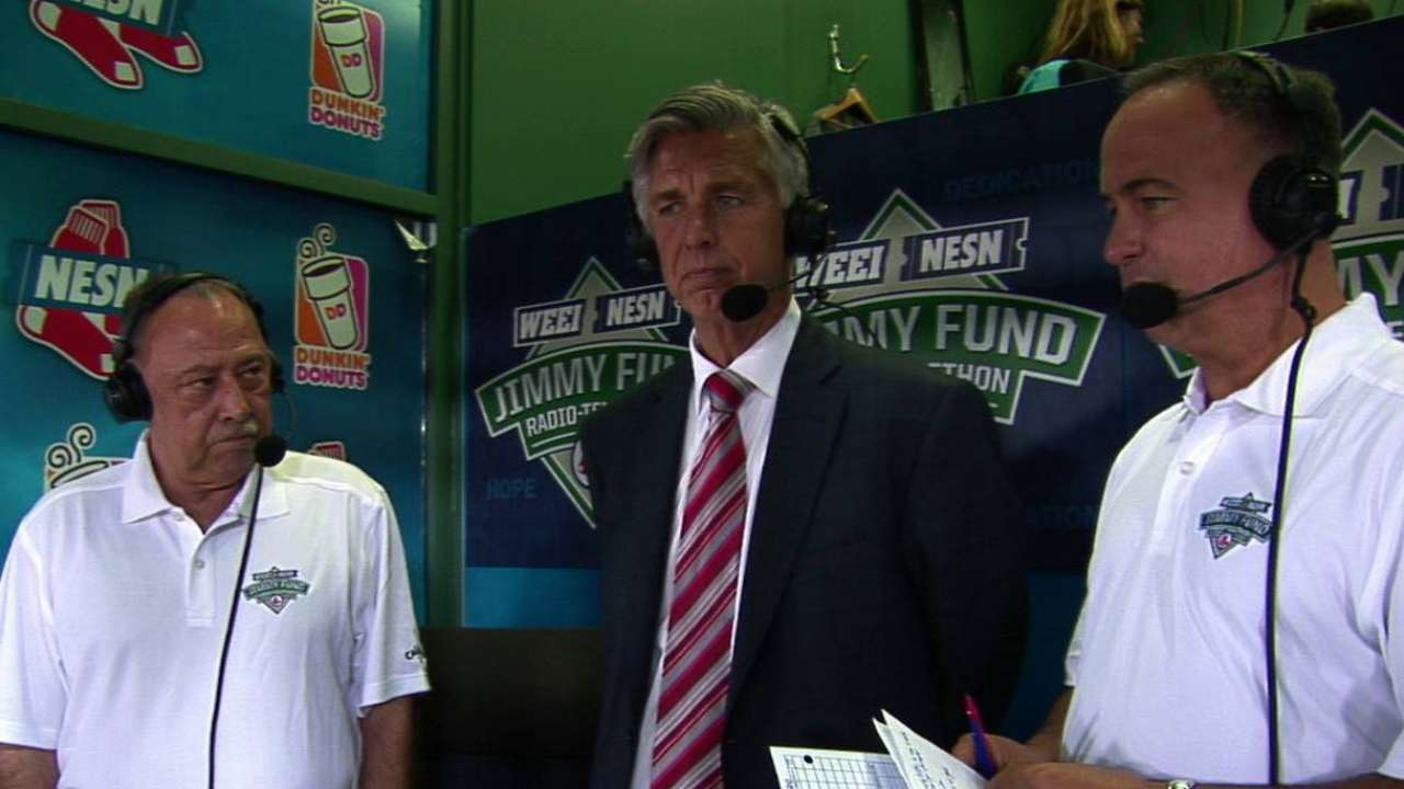Dombrowski on role with Red Sox
