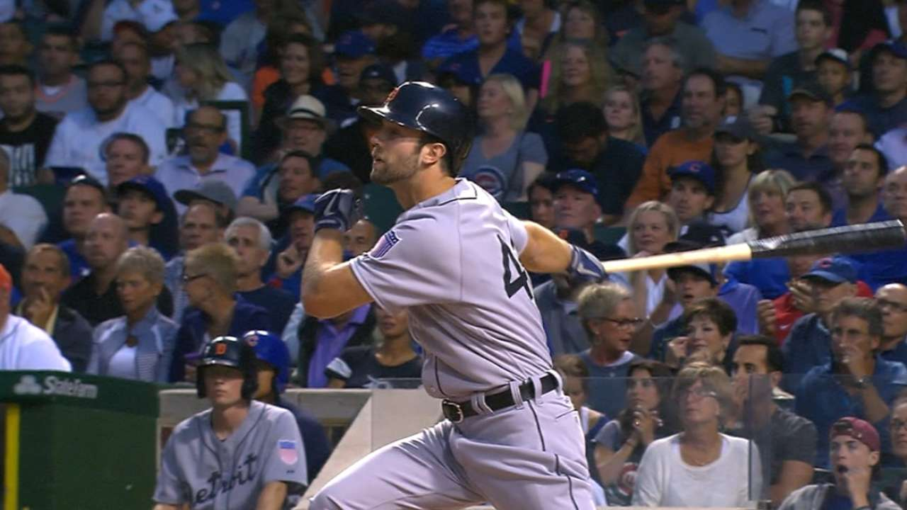 Norris homers in 1st MLB AB, later exits hurt