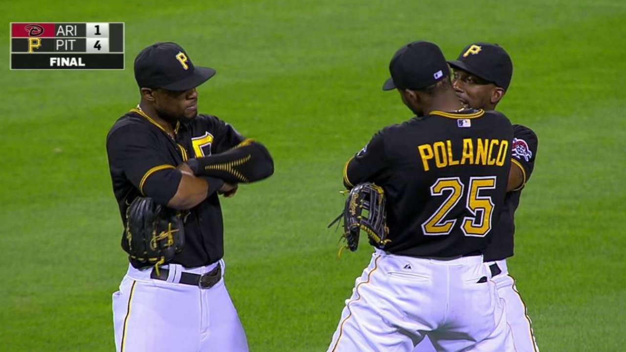 On-the-rise Pirates getting national play