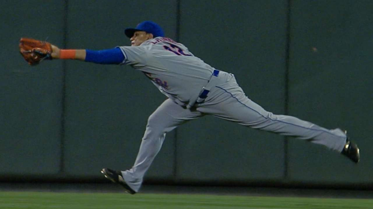 Must C: Lagares lays out