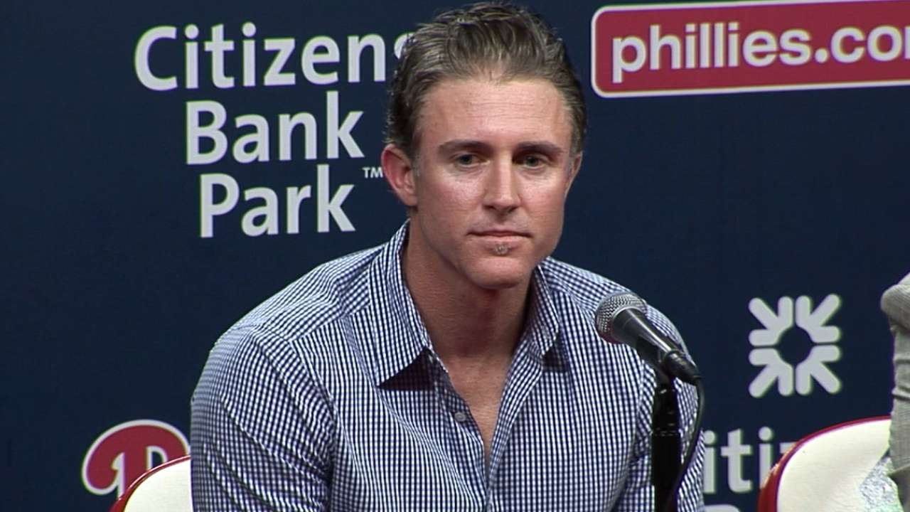 Utley on being traded to Dodgers