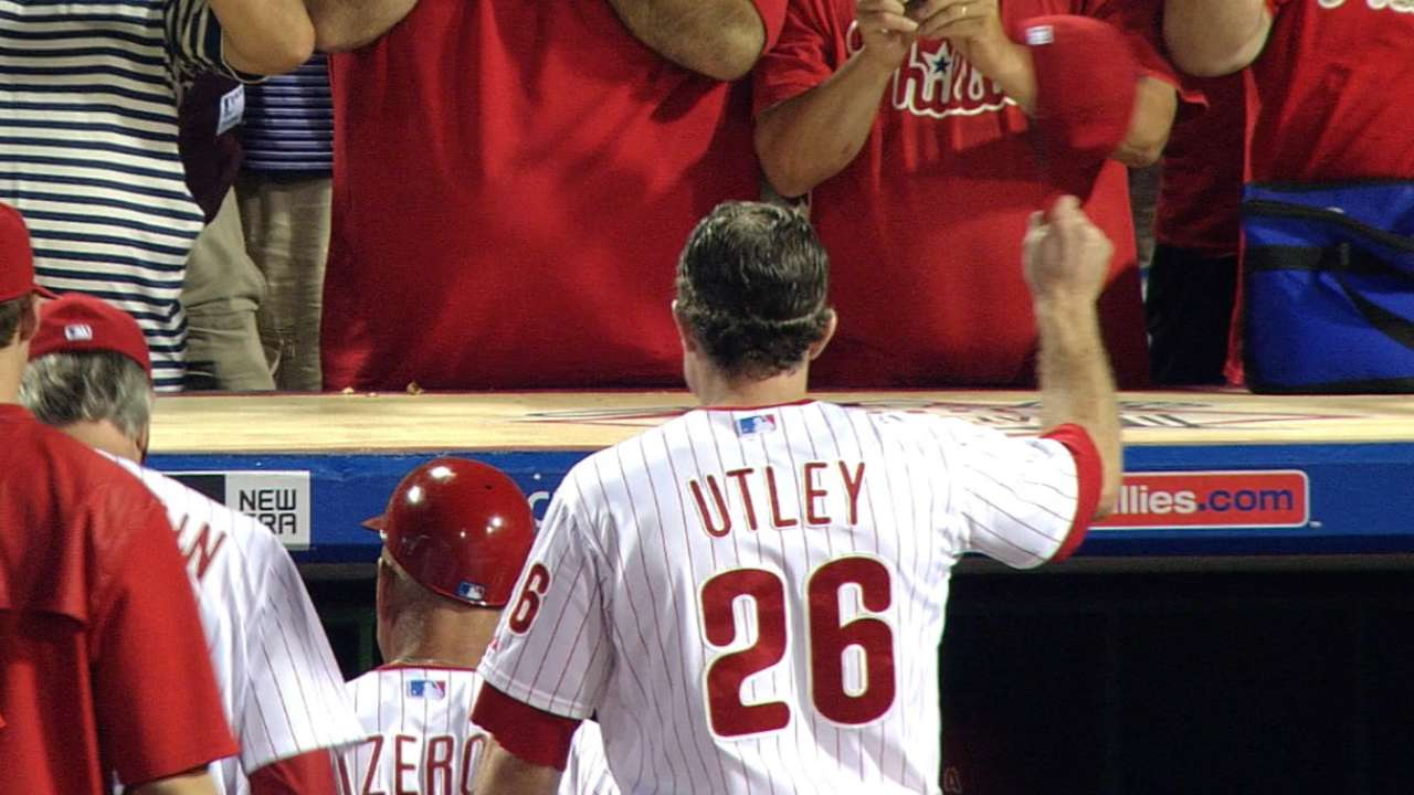 How Utley can help the Dodgers