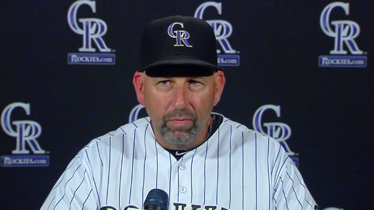 Weiss on Strasburg in 4-1 loss