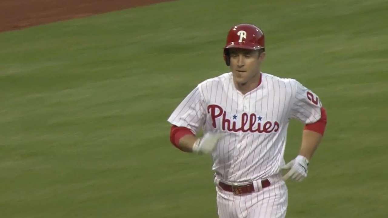 MLB Central on Utley trade