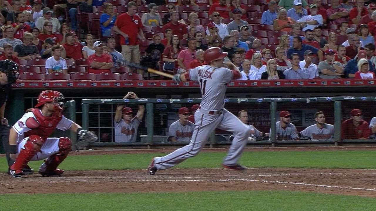 Pollock's four-hit game