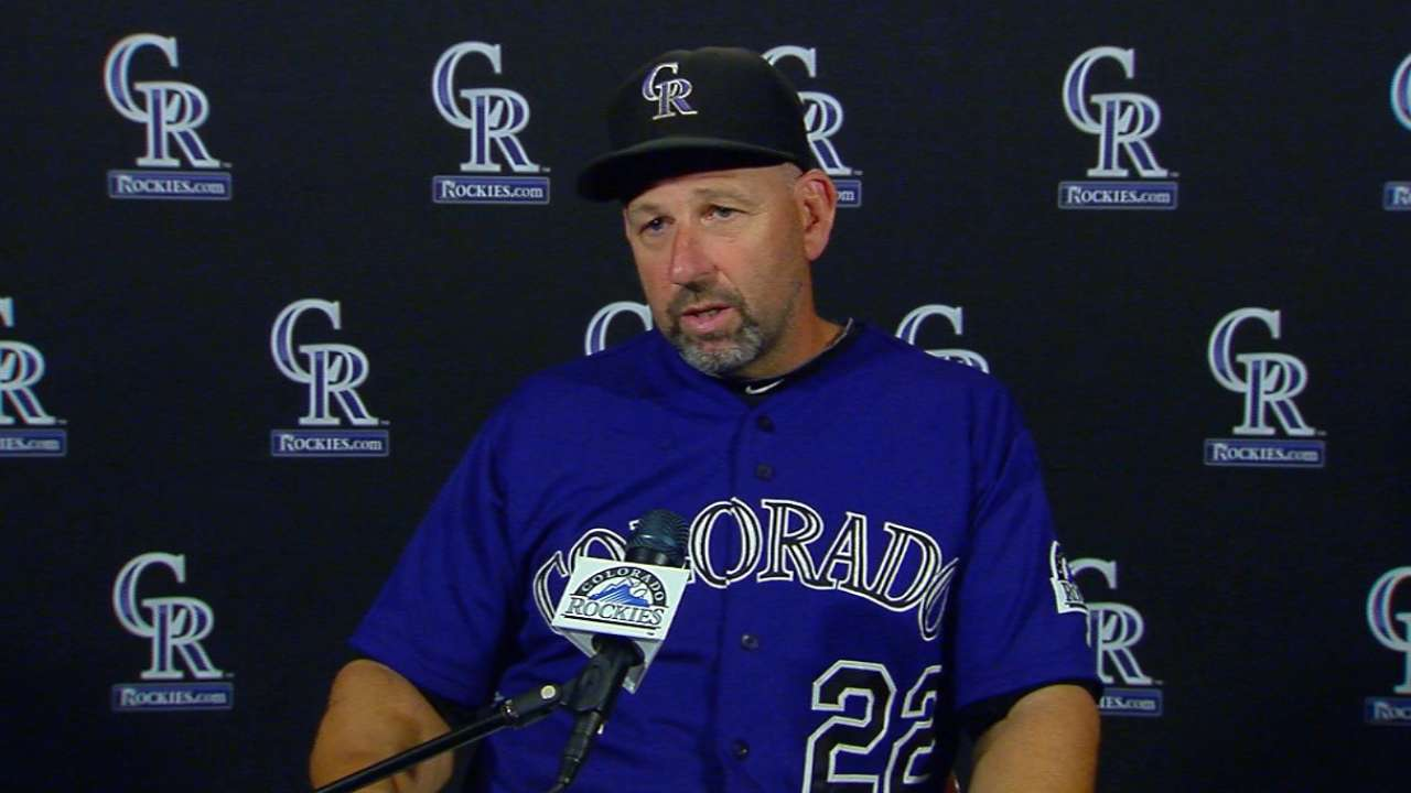 Weiss on win over the Nationals