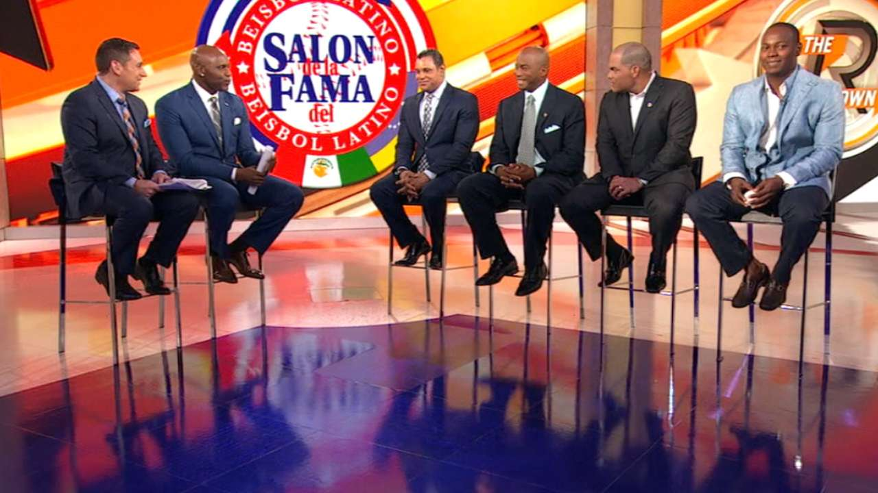 Latino HOF inducts six in 2016