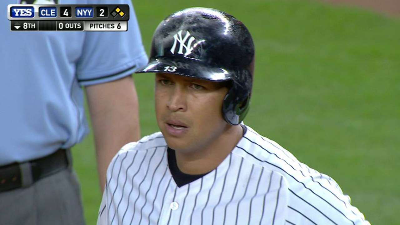 A-Rod playing the field in Atlanta unlikely