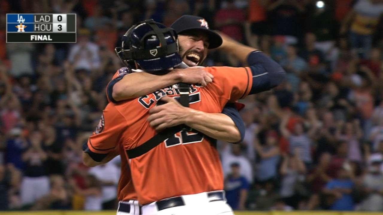 Before they were postseason bound: Astros