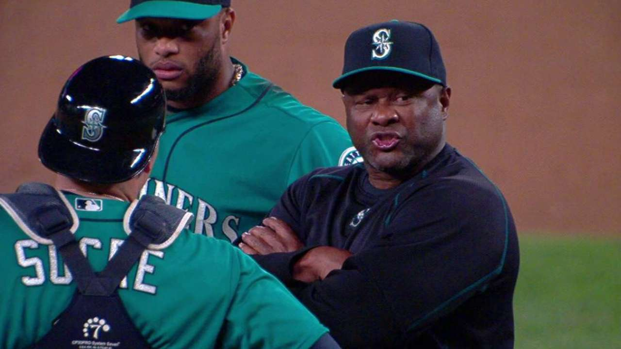 Frustrated McClendon ejected in eighth