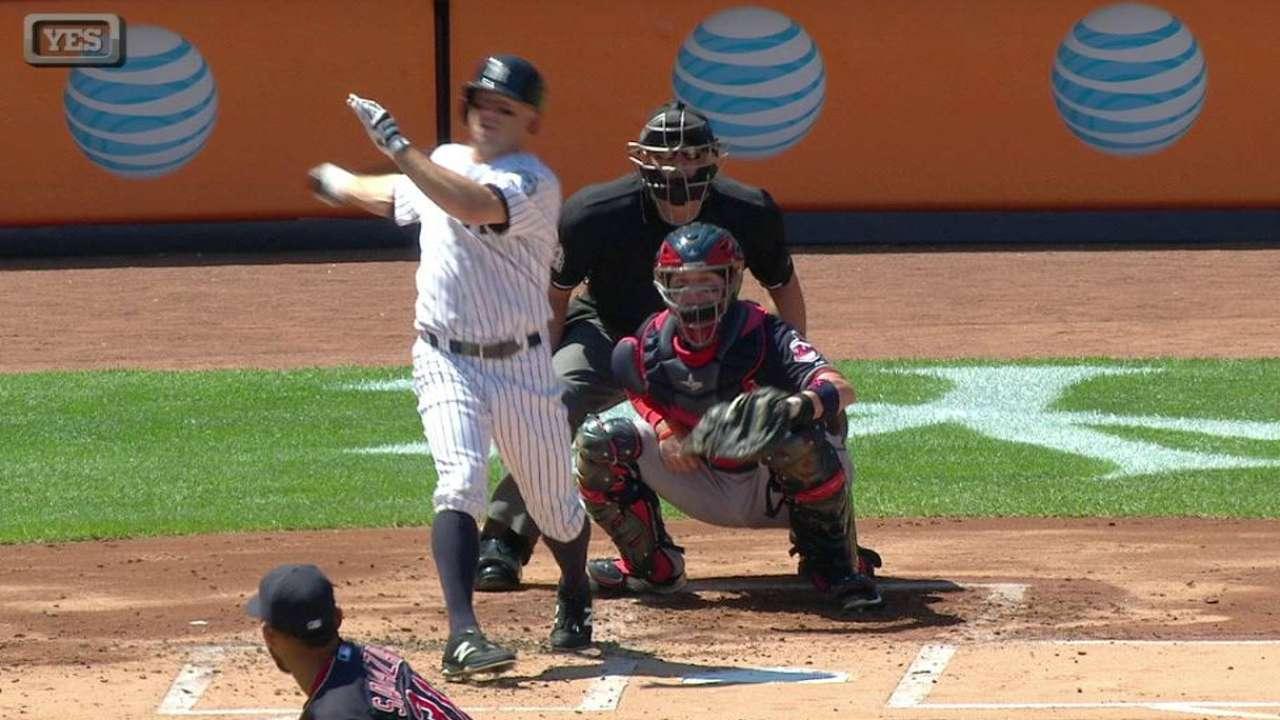 Gardner's two-run shot